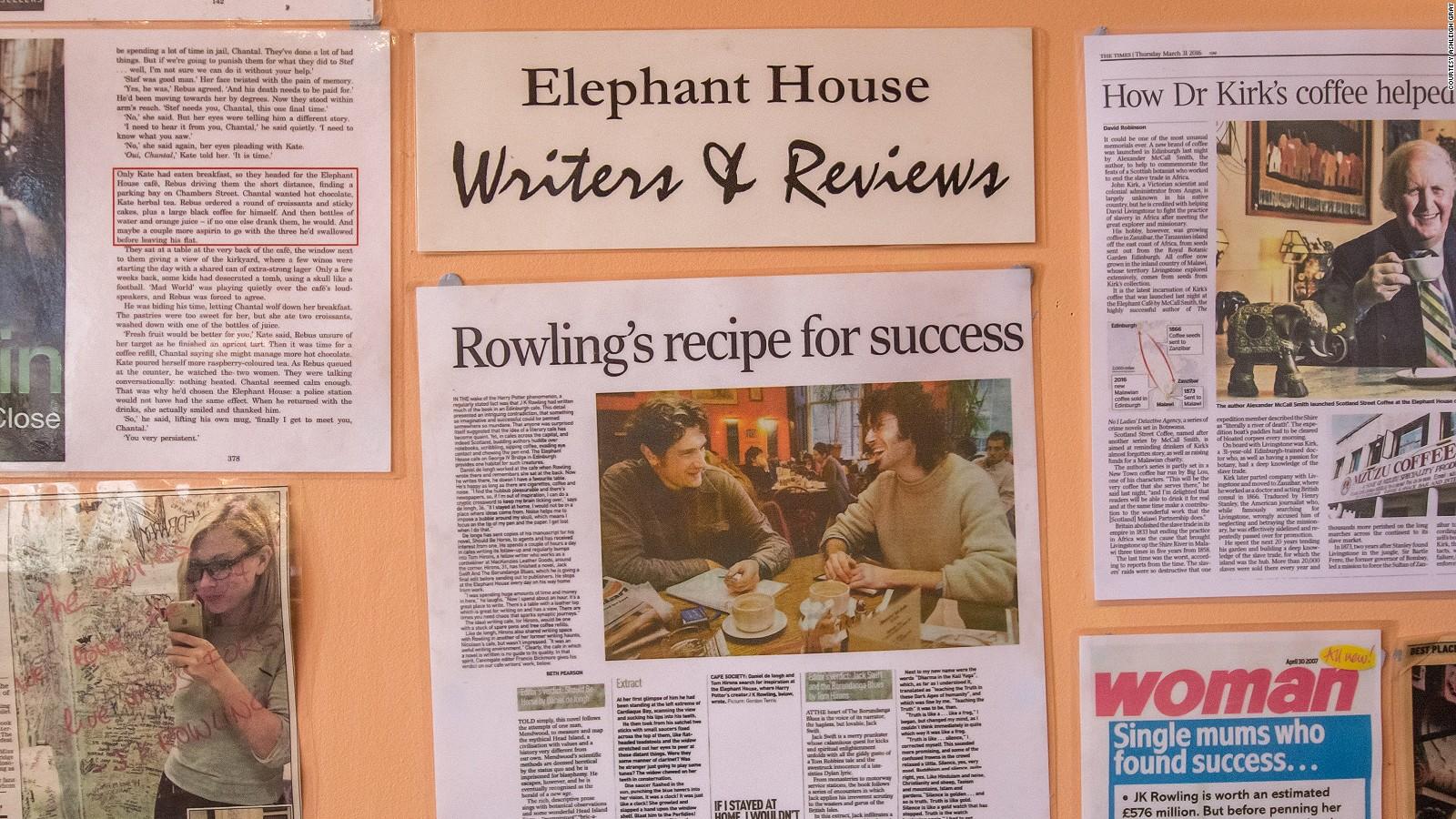 Harry Potter' guide to Edinburgh | CNN Travel