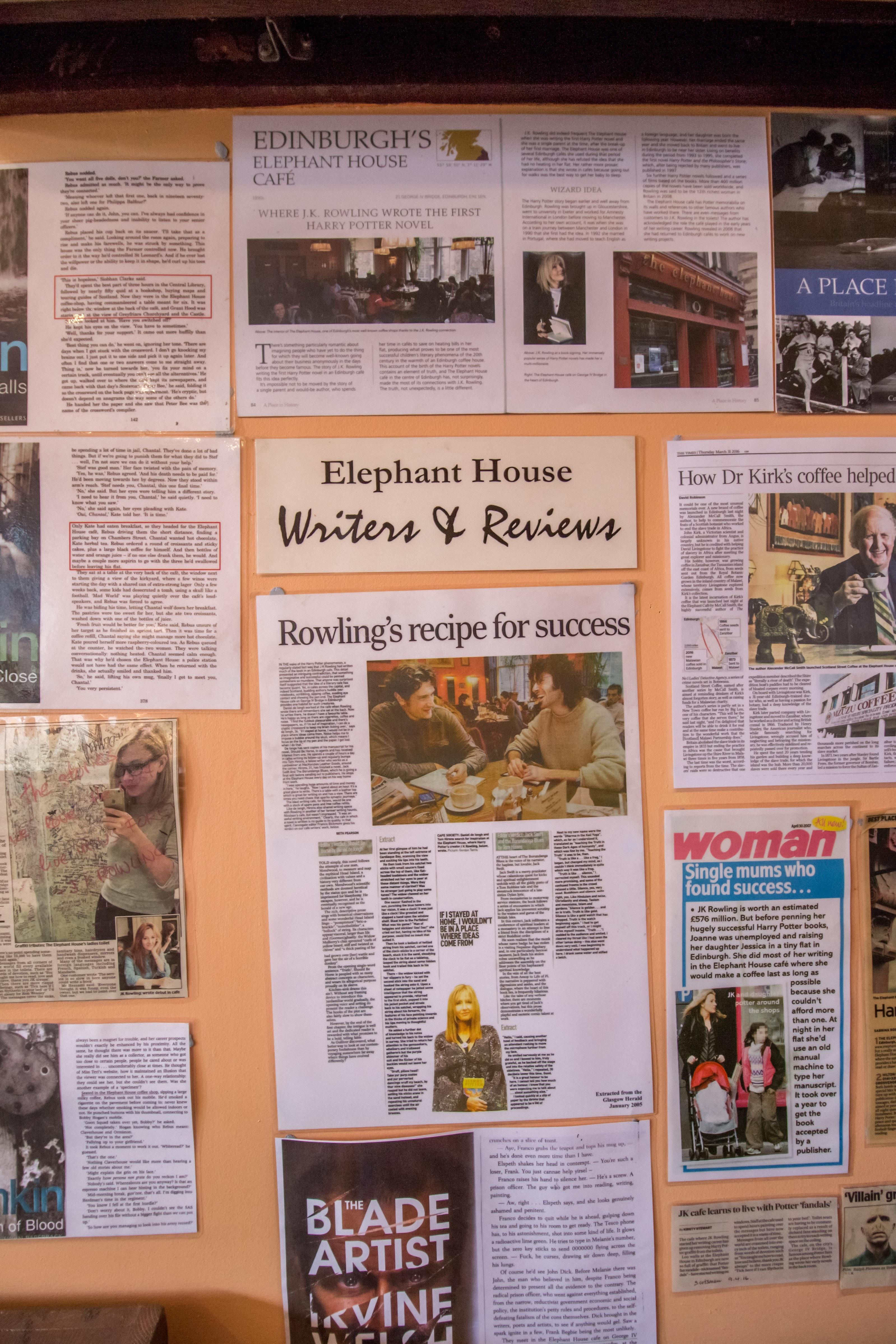 9713592e7971  Harry Potter  guide to Edinburgh