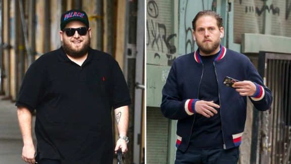 Jonah Hill fans immediately noticed the actor