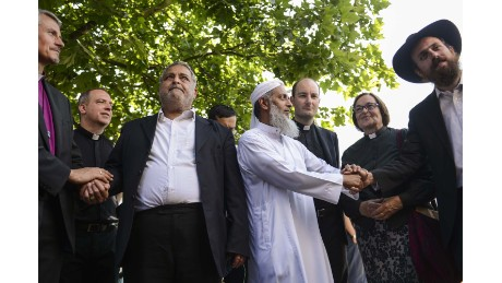 """We had Iftar [breaking fast] at the chief rabbi's home last night. Two hours later, this happens,"" Yousif al-Khoei, executive director of the Al-Khoei Foundation in London and director of the Centre for Academic Shi'a Studies, said. ""We cannot allow these extremists to divide us."""