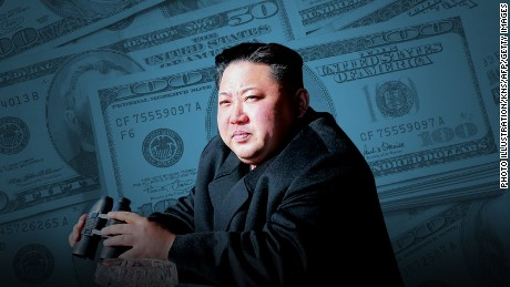 The secrets behind Kim Jong Un's personal piggy bank