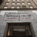07 Trump library Comedy Central
