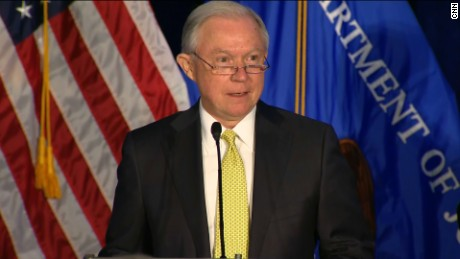 AG Sessions under fire for closed-door speech to Alliance Defending Freedom