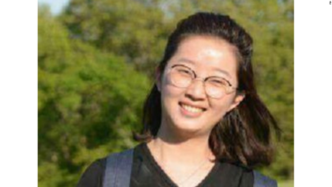 Man who killed a Chinese student is sentenced to life in prison