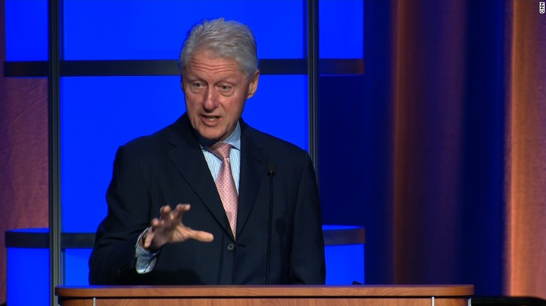Bill Clinton: US shouldn't cut foreign aid