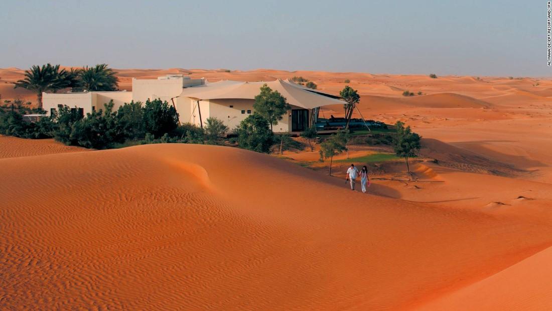 The wild side of Dubai