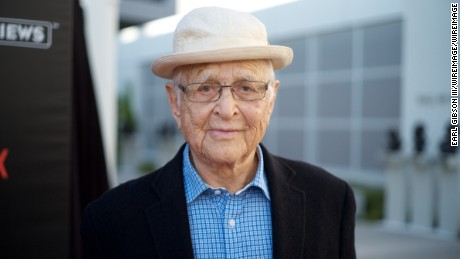 Executive Producer/Creator Norman Lear attends the Television Academy Foundation And Netflix Presents The Power Of TV: A Conversation with Norman Lear And One Day At A Time at Wolf Theatre on June 19, 2017, in North Hollywood, California.