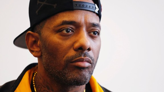 """Mobb Deep's Prodigy poses for a photo, Thursday, Oct. 13, 2016, in New York. The Queens rapper, half the '90s hardcore duo with Havoc, has written a book with journalist Kathy Iandoli called """"commissary kitchen: my infamous prison cookbook."""" (AP Photo/Mark Lennihan)"""