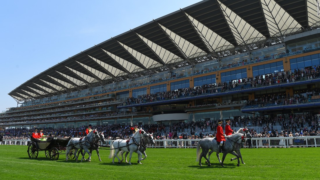 Royal Ascot is one of the highlights of the British summer's sporting and cultural calendar.