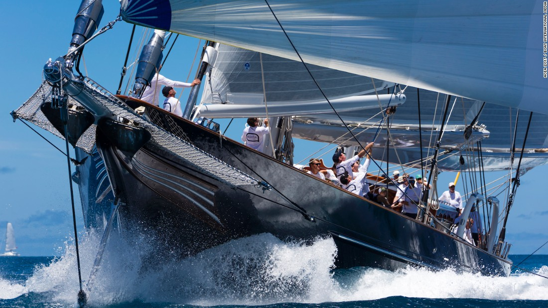 Meteor grabbed second by just one point from Maltese Falcon in Class C.