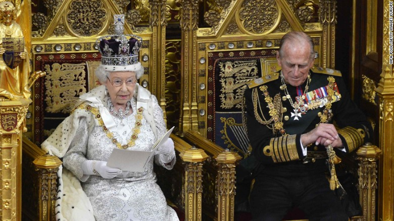 no pomp in british parliament for queen u0026 39 s speech