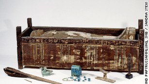 DNA discovery reveals relatives of ancient Egyptians - CNN