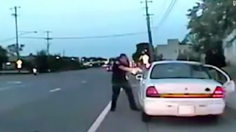 Video of Philando Castile shooting released