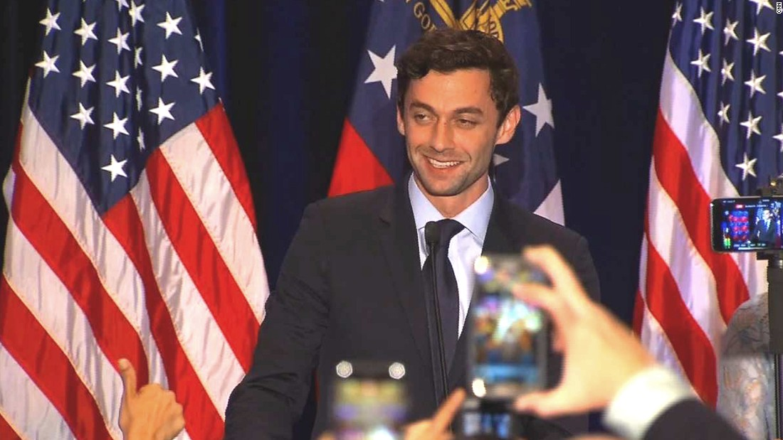 Ossoff warns of 'paralysis' if Republicans keep control of Senate