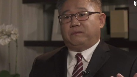 Ex-detainee Kenneth Bae reacts to Warmbier's death