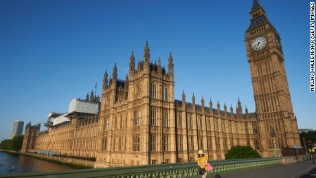 The Houses of Parliament were hit by a cyberattack, a spokesperson said.