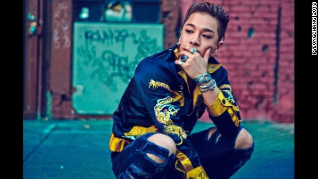 K-pop star Taeyang lends support to 2018 Winter Olympics