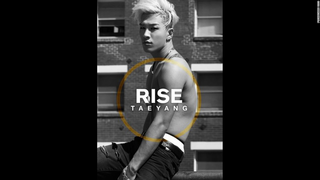 Individually, Taeyang -- born Dong Young-bae -- made his solo debut in 2008 and was met with widespread acclaim, going on to win the Best R&B & Soul Album at the Korean Music Awards.