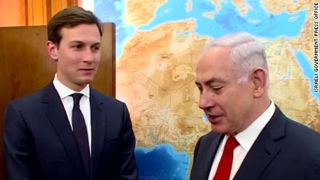 Kushner readies for spring launch of US Middle East peace plan
