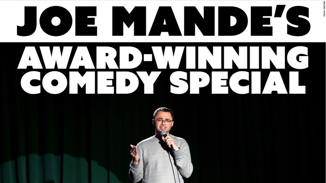 "<strong>""Joe Mande's Award-Winning Comedy Special""</strong>: The stand-up comic gets an hour-long debut in this comedy special featuring his unique take on the world. <strong>(Netflix)</strong>"
