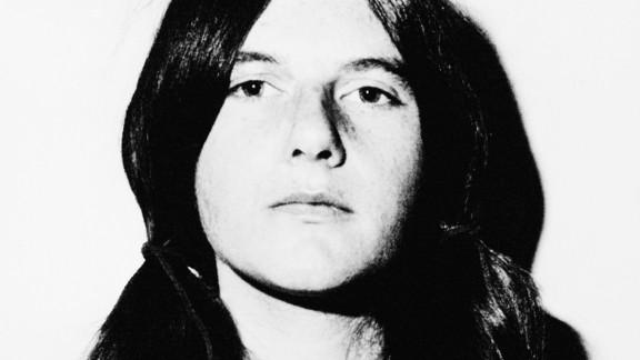 Patricia Krenwinkel, 21, after her arrest in December 1, 1969.
