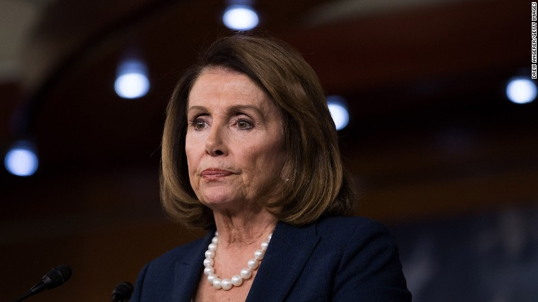 Pelosi never told about harassment in Congress