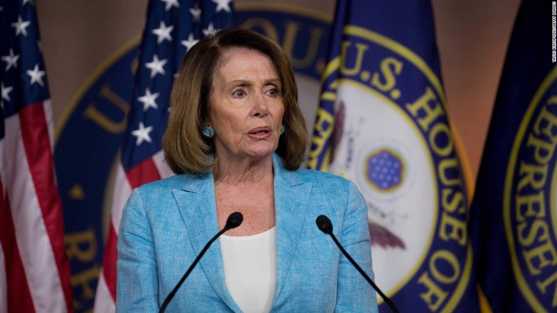 Democrats divided over impeachment as Pelosi backs go-slow approach