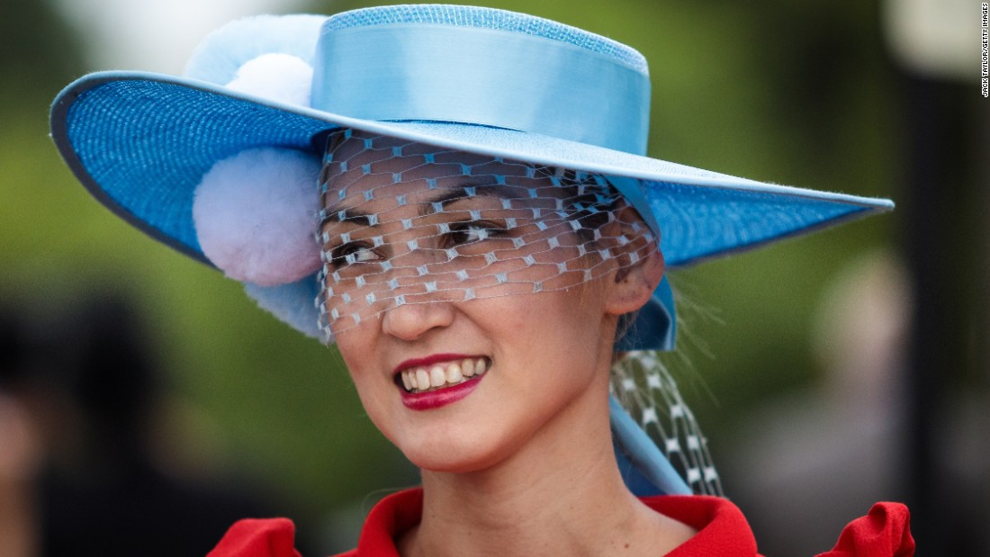 The five-day Royal Ascot meeting is one of the highlights of the horse racing calendar and has been held at the famous Berkshire course since 1711.