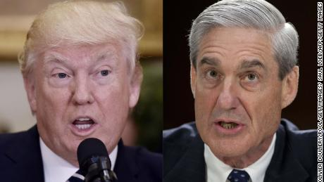 9 times since June the White House denied Trump was considering firing Mueller