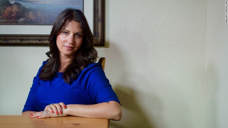 Tanya Gersh says harassing messages reached her in every corner of her life.