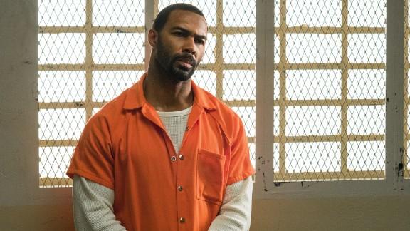 "Omari Hardwick stars as Ghost in season 4 of the Starz drama ""Power."""