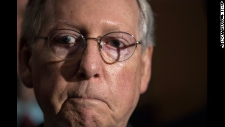McConnell's test: Can he do more than obstruct?