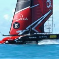 team new zealand foiling