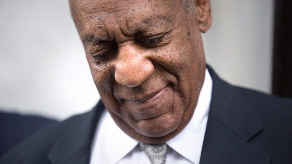 Actor and comedian Bill Cosby leaves the Montgomery County Courthouse on June 17, 2017 in Norristown, Pennsylvania. After 52 hours of deliberation, a mistrial was announced in Cosby