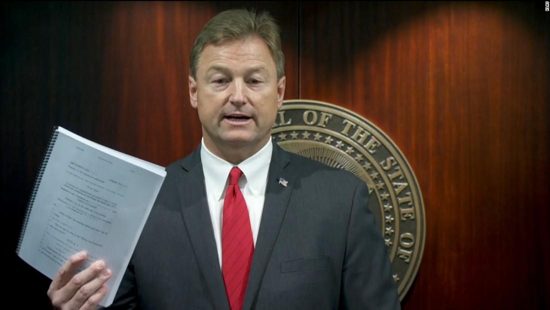 Heller won't back Senate GOP health care bill