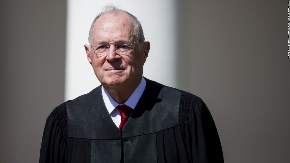 Justice Anthony Kennedy to retire from Supreme Court – Trending Stuff