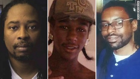 Three trials, no convictions in fatal police shootings