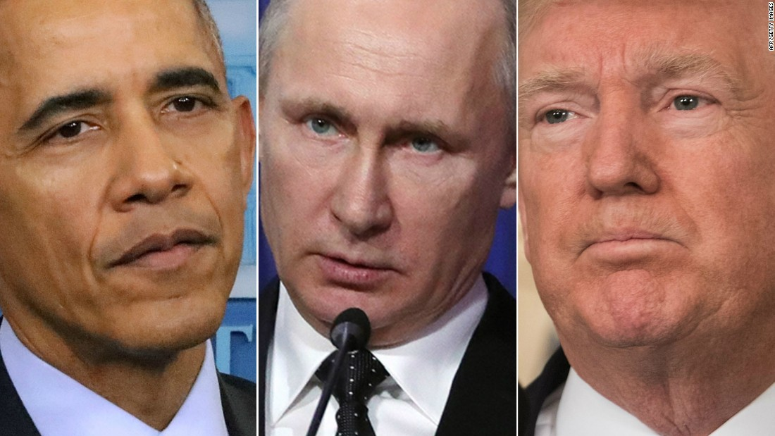 Obama admin discussed how much to share about Russia with incoming Trump team