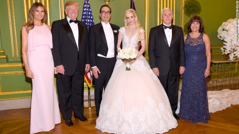 Mnuchin's wife goes on tirade on Instagram