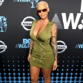 BET Awards Amber Rose
