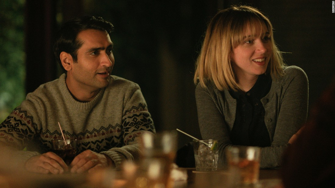 'The Big Sick' received two nominations for outstanding ensemble cast in a motion picture and female actor in a supporting role for Holly Hunter.