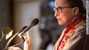 CNN Opinion: RBG revolutionized the world for women. We should listen to her