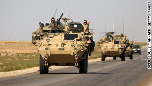 US military discussing sending more troops to Syria as Trump calls for withdrawal