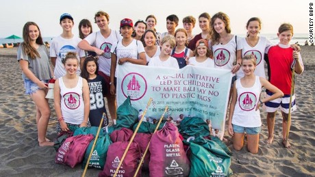 Bye Bye Plastic Bags is now a global organization with affiliates in several countries.
