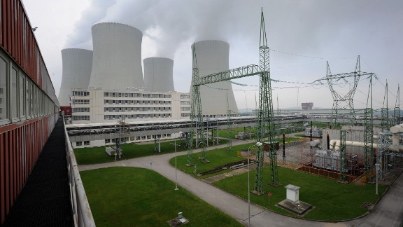 CEZ's Temelin nuclear power plant came under fire for using a swimsuit contest as a way to hire interns.