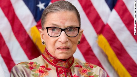 Ginsburg: For so long, women were silent