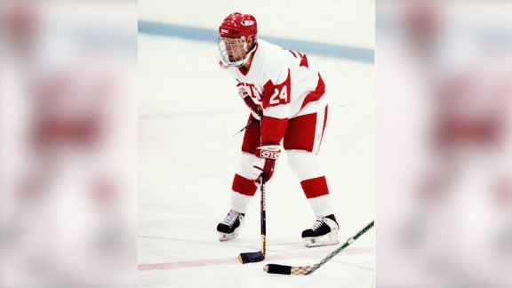 Travis Roy dreamed of playing professional hockey.