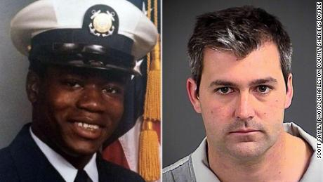 Walter Scott killing: Son misses dad 'so much I can't sleep at night'