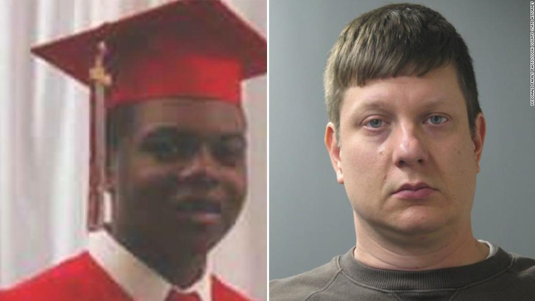 Prosecutors can't call man killed by Chicago police a 'victim' in murder trial