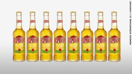 cnnmoney desperados beer